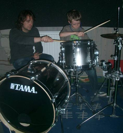 Joe Tyburn | Drum School Page